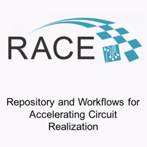 Repository and Workflows for Accelerating Circuit Realization (RACE)